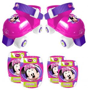 Patines infantiles Minnie