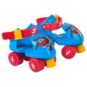 Patines infantiles Super Wings