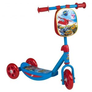 Patinete infantil Superwings