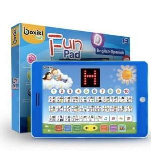 Tablet educativa bilingüe