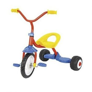 Triciclo infantil estable