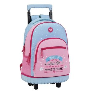 """Trolley infantil """"be awesome"""""""
